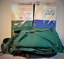 Lot of 10 Pocket Aprons-For kitchens, restaurants, catering, salons