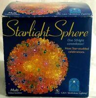 50 Light Starlight Sphere Vintage Hanging Lighting Indoor/Outdoor