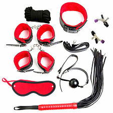 Sex Under Bed System BDSM Bondage Set Hand Ankle Cuffs Restraints Adult SM Toy