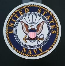 Us Navy 3 Inch Sticker - Made In The Usa!
