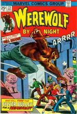 Werewolf by Night # 23 (Don Perlin) (USA, 1974)