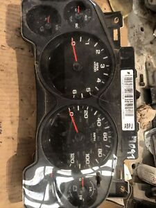 Speedometer Cluster 20958760 Fits 07-14 SILVERADO 2500 PICKUP 77,809 Miles