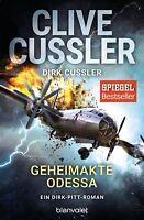 Clive Cussler, Dirk Cussler - Geheimakte Odessa - Die Dirk-Pitt-Abenteuer (24)