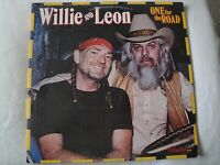 WILLIE AND LEON ONE FOR THE ROAD VINYL LP 1979 COLUMBIA RECORDS DETOUR, ALWAYS