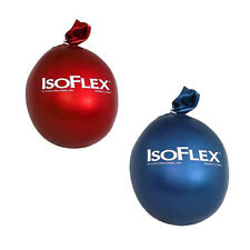 IsoFlex Patriotic Red and Blue Set of 2 Stress Ball Hand Massager