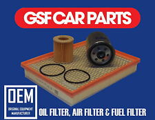 Service Kit Oil Air & Fuel Filters Replacement Part Replace Saab 9-3 1.9 Tid