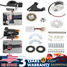 250W 24V Electric Conversion Kit For Common Bike Left Chain Drive Custom US New