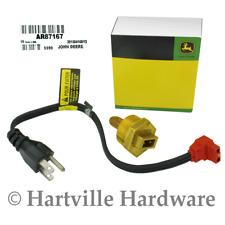 Genuine John Deere OEM Heater Kit #AR87167