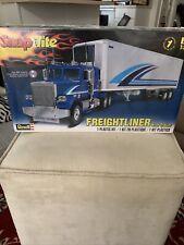 Revell Snap Tite Freightliner With Trailer Sealed Model Kit