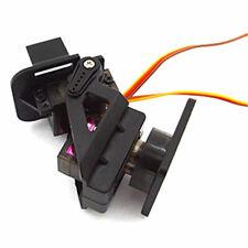 Pan/Tilt Camera Platform Anti-Vibration Camera Mount with 2Servos P5L2