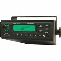 REI Digital Roof-Mount AM/FM/WB/AUX Radio w/  Antenna- 12V/24V Model# 760958