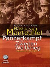 Panzerkampf im Zweiten Weltkrieg (Buch) Hasso von Manteuffel 7. Panzer-Division