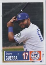 2018 Bluefield Blue Jays Andres Guerra RC Rookie Toronto VZ