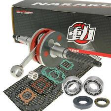 Kurbelwelle Racing NARAKU HPC Set Lager NTN Dichtsatz für Minarelli liegend 10mm