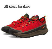 "Nike ACG Air Nasu QS ""HABANERO RED & TOT"" Men's Trainers Limited Stock All Sizes"