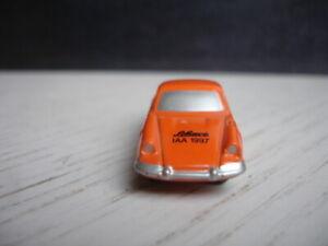 Schuco Piccolo IAA 1997 Porsche 911