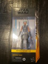 Star wars 6 inch black series Ahsoka Tano