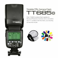 Godox TT685O 2.4G TTL HSS Flash Speedlite for Olympus Panasonic Camera