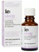 In Essence Sleep Oil Blend 25mL/Lavender/Mandarin/Roman Chamomile/Valerian