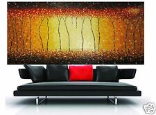 Massive Oil Painting aboriginal  Australia abstract 300cm By Jane Crawford