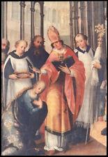 """santino-holy card""""S.ODILIA DELL'ALSAZIA"""