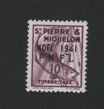 🧐🧐🧐 Timbre Saint-Pierre et Miquelon taxe N° 43, gomme sans charnière 🧐🧐🧐🧐