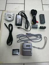 Sony Dcr-Ip1E Pal Micromv Handycam Zoom Video Transfer Carl Zeiss Camcorder