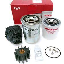 YANMAR Engine Service Kit - 4JH3-TE / DTE 4JH4-TE / HTE / HTE1 - YEU-SERVKIT-011
