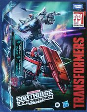 Transformers Earthrise WFC-E31 IRONHIDE and PROWL 2 Pack (Deluxe Class) ON HAND