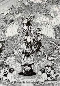 Necromaniac Zine - Nr. 11 (Blood, Anatomia, Dead Congregation, Pentacle)