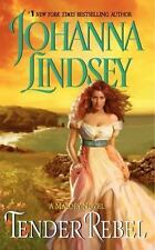 Tender Rebel, Johanna Lindsey, Good Condition, Book