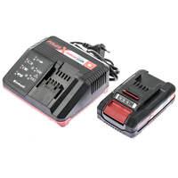Einhell Power X-Change Akku Set 18 Volt Starter-Kit Ladegerät für System-Akkus