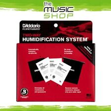 New D'Addario Planet Waves Two Way Guitar Humidification System - HPK-01
