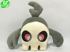 BIG 30CM 12 inches Pokemon Duskull Plush Stuffed Doll Soft PNPL9276