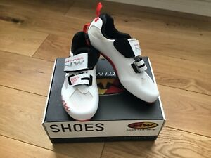 Northwave Tribute 2 Carbon Triathlon Cycling Shoes, White, UK 6, EU 39