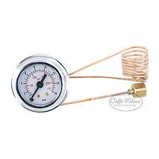 Isomac Giada Venus Manometer Pumpenmanometer 16 Bar - Caffe Milano