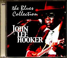 CD - JOHN LEE HOOKER - THE BLUES COLLECTION (BLUES) NEW STORE STOCK, NUEVO