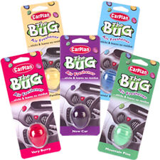 Carplan the Bug Air Freshener Pine scent Gel Van Home Office Stick Anywhere