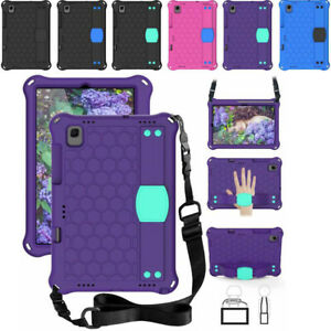 For Samsung Galaxy Tab A7 S5e 10.4 S6 10.5 Case Shockproof Portable Cover Stand