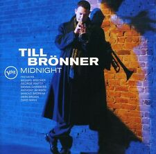Till Br nner, Till Brönner, Till Bronner - Midnight [New CD]