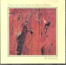 Tony Coe - In Concert [CD]
