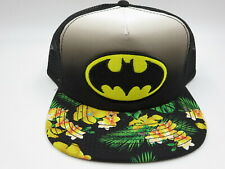 DC Comics Batman Tropical Snapback Hat