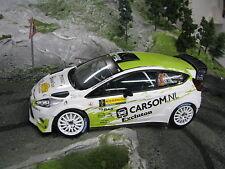 Minichamps Ford Fiesta RS WRC 2014 1:18 #2 van Loon / Thierie (MCC)
