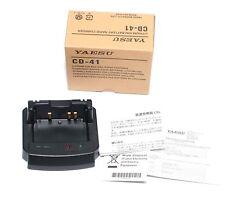 New Yaesu CD-41 Desktop Rapid Charger cradle for VX-8R FT1DR FT2DR FT1XDR VX-8DR