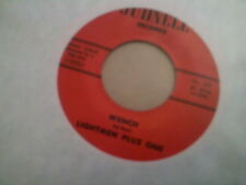 """LIGHTMEN PLUS ONE - WENCH / BLUES FOR CURTIS * SOUL JAZZ FUNK 7"""" 45"""