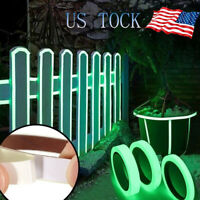 Luminous Tape Self Adhesive Glow In The Dark Wall Sticker Fluorescent Light Dec