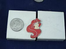 DISNEY PIN ARIEL HEAD SHOT