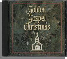 Golden Gospel Christmas - New CD! Original Recordings! with Mahalia Jackson!