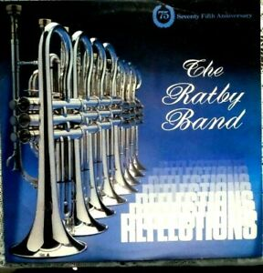 THE RATBY BAND REFLECTIONS ANDERSON   LP  GREAT PLAY   NM