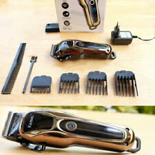 Rechargeable Hair Clipper Trimmer for Men Shaver Electric Cutter LCD Machine USA